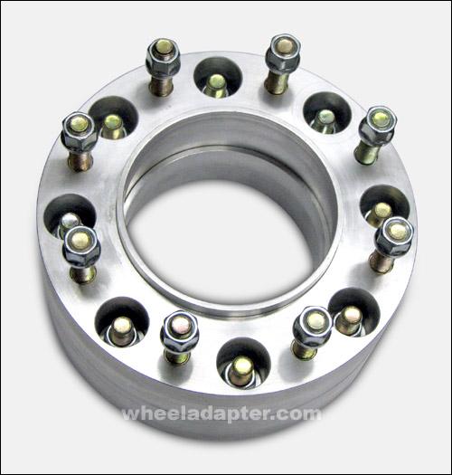Dual Wheel Spacers : Wheeladapter gt wheel spacers